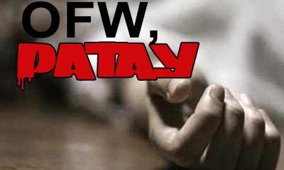 OFW Patay