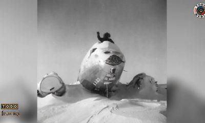 Unang narating ng isang aircraft ang North Pole sa kauna-unahang pagkakataon noong May 3, 1952