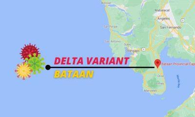 delta variant sa Bataan