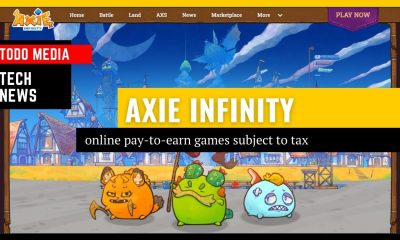 axie infinity online pay-to-earn games