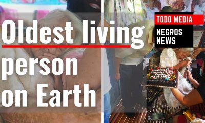 Oldest living person on earth